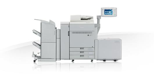 stampante digitale off-set canon