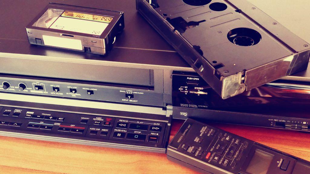 Riversamento video in digitale da videocassette